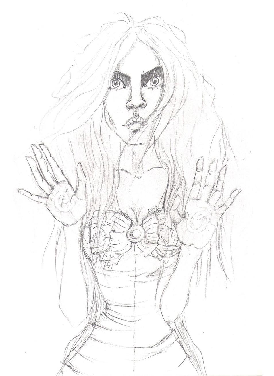 Yuna_drawing