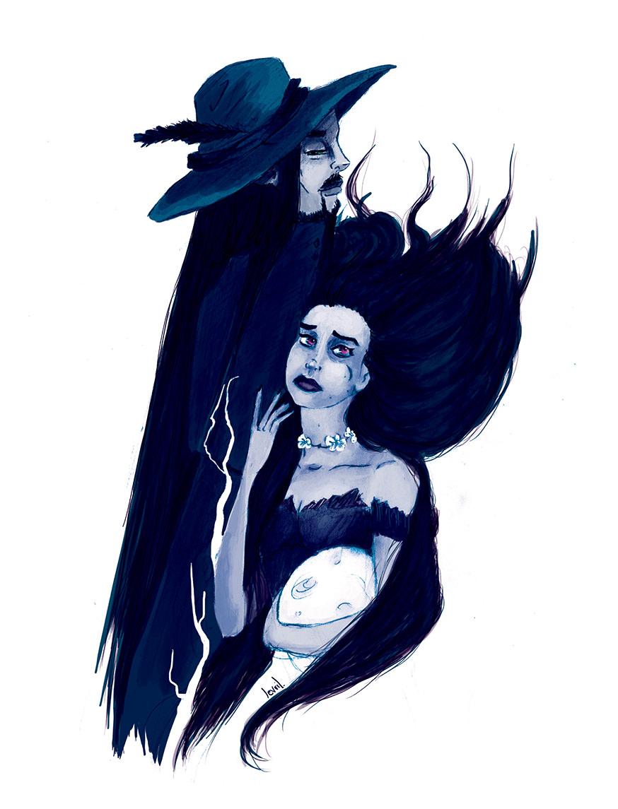 Whisper and Luna